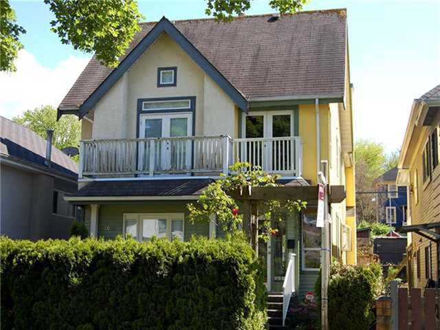 Main Photo: 2040 VENABLES ST in Vancouver: Grandview VE Condo for sale (Vancouver East)  : MLS®# V1064283