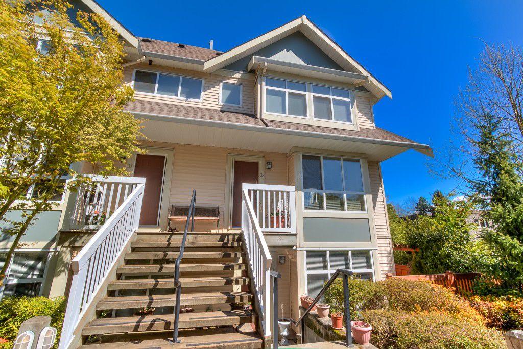 Main Photo: # 36 7128 STRIDE AV in Burnaby: Edmonds BE Townhouse for sale (Burnaby East)  : MLS®# V1116273