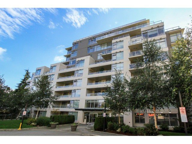 Main Photo: 803 9298 University Crescent in Burnaby: Simon Fraser Univer. Condo for sale (Burnaby North)  : MLS®# V1089036
