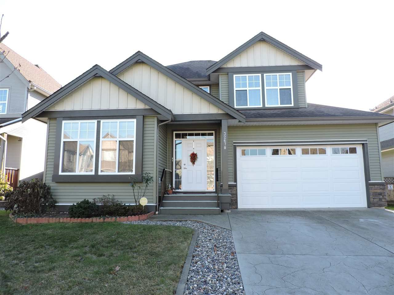 Main Photo: 32670 APPLEBY COURT in Mission: Mission BC House for sale : MLS®# R2017753