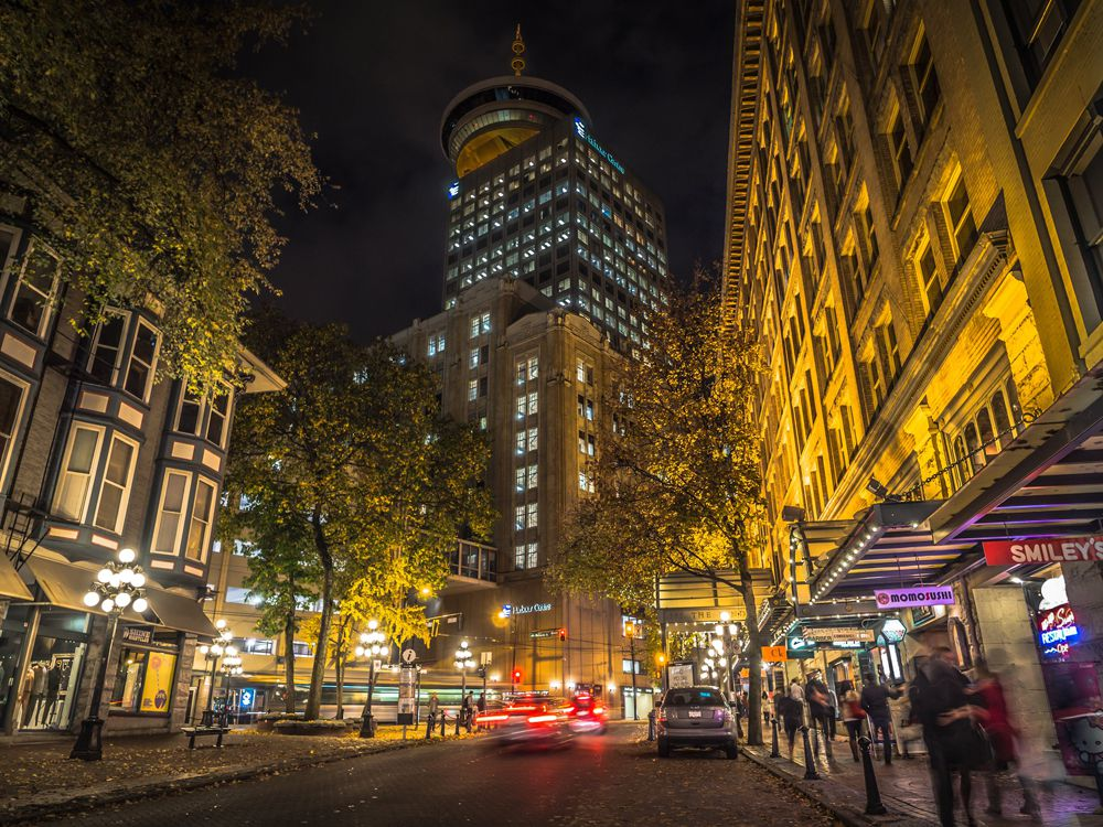 Main Photo: ~ GASTOWN LIQUOR LICENCE ~ in : Downtown VE Business for sale (Vancouver East)
