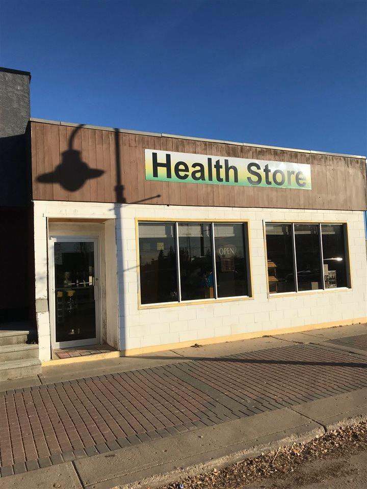 Main Photo: B 5210 50 Avenue in Cold Lake: Retail  : MLS®# E4133529