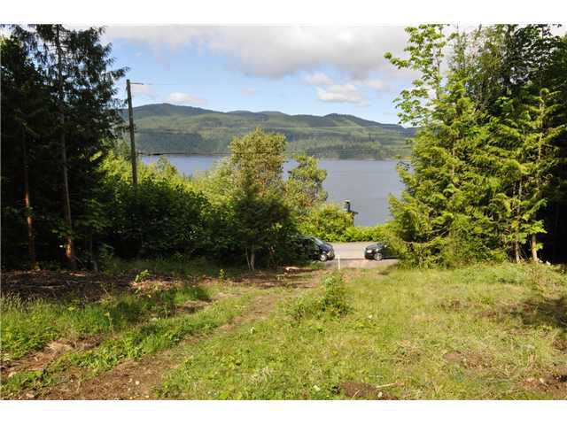 "Main Photo: # LOT 65 PORPOISE DR in Sechelt: Sechelt District Home for sale in ""SAND HOOK"" (Sunshine Coast)  : MLS®# V954166"