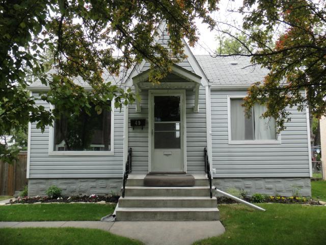 Main Photo: 49 Springside Drive in WINNIPEG: St Vital Residential for sale (South East Winnipeg)  : MLS®# 1212151