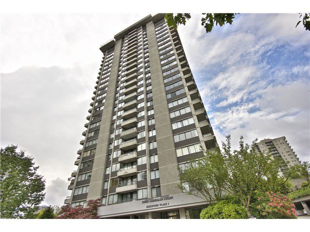 "Main Photo: 1307 3980 CARRIGAN Court in Burnaby: Government Road Condo for sale in ""DISCOVERY I"" (Burnaby North)  : MLS®# V968039"