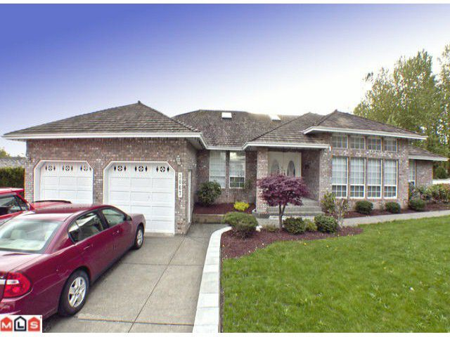 "Main Photo: 3067 SANDPIPER Drive in Abbotsford: Abbotsford West House for sale in ""SANDPIPER (EAST)"" : MLS®# F1226297"