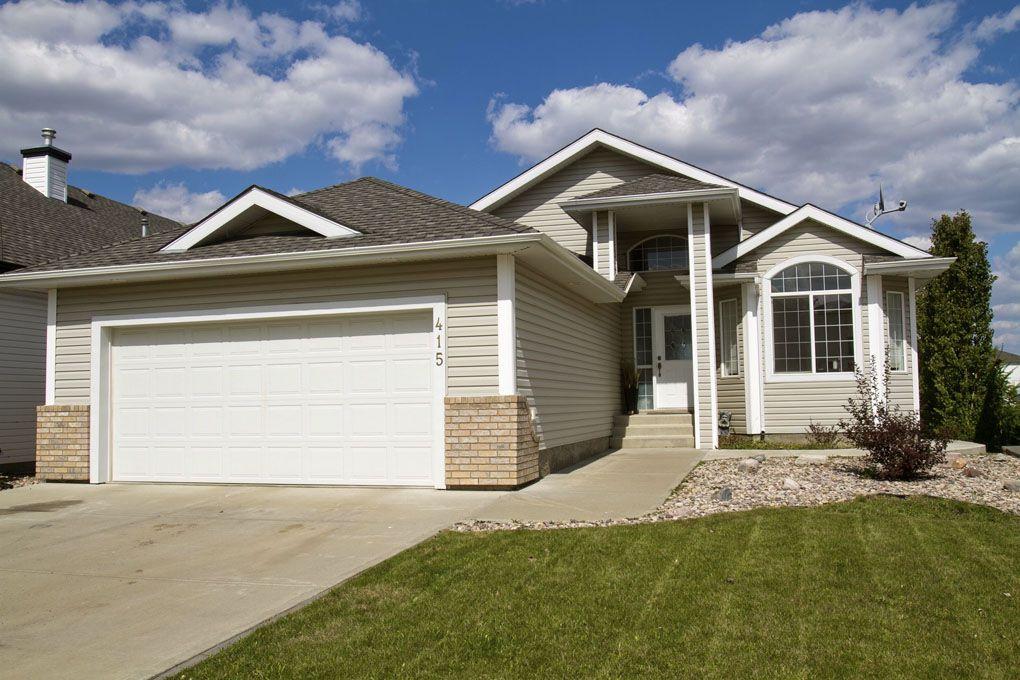 Main Photo: 415 Calderon Cr NW: Edmonton House for sale