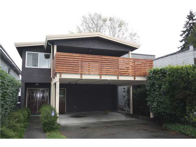 Main Photo: 2883 W 42ND Avenue in Vancouver: Kerrisdale House for sale (Vancouver West)  : MLS®# V996443