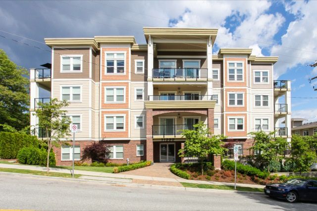 Main Photo: 313 11580 223 STREET in Maple Ridge: West Central Condo for sale : MLS®# R2070801