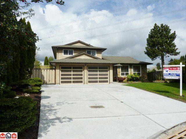 Main Photo: 9225 136B Street in SURREY: Bear Creek Green Timbers House for sale (Surrey)  : MLS®# F1210936