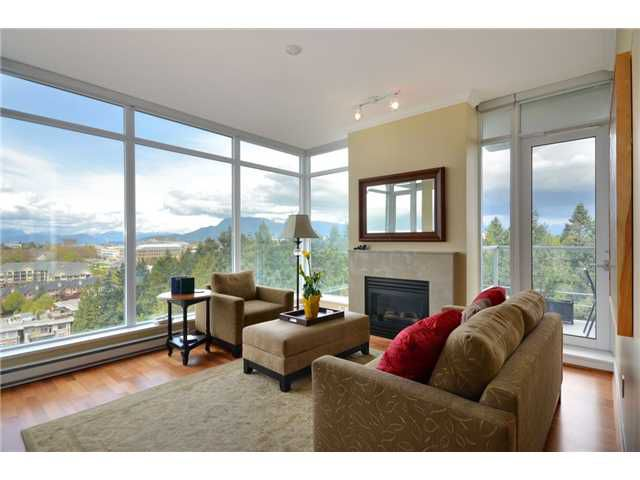 """Main Photo: 1701 2688 WEST Mall in Vancouver: University VW Condo for sale in """"PROMONTORY"""" (Vancouver West)  : MLS®# V946665"""