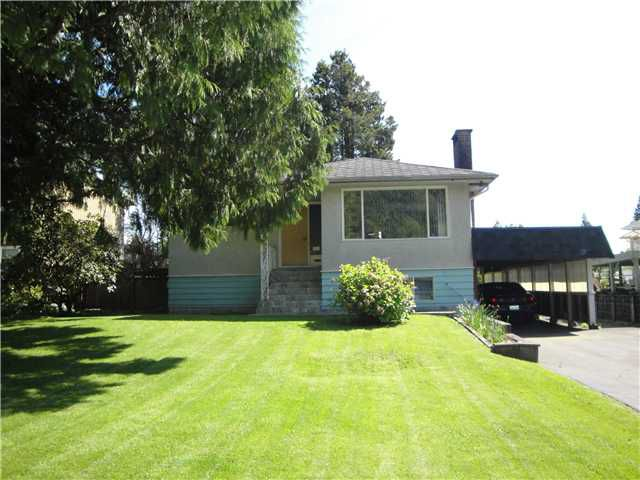 Main Photo: 829 E 17TH Street in North Vancouver: Boulevard House for sale : MLS®# V952700