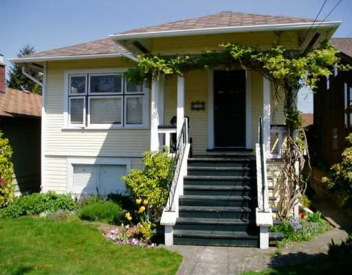 Main Photo: 725 2ND ST in New Westminster: GlenBrooke North House for sale : MLS®# V589923