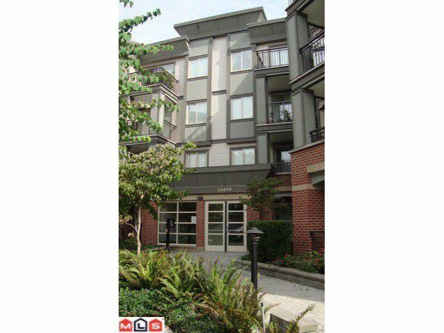 Main Photo: 403 10499 University Drive in Surrey: Whalley Condo for sale (North Surrey)  : MLS®# F1023853