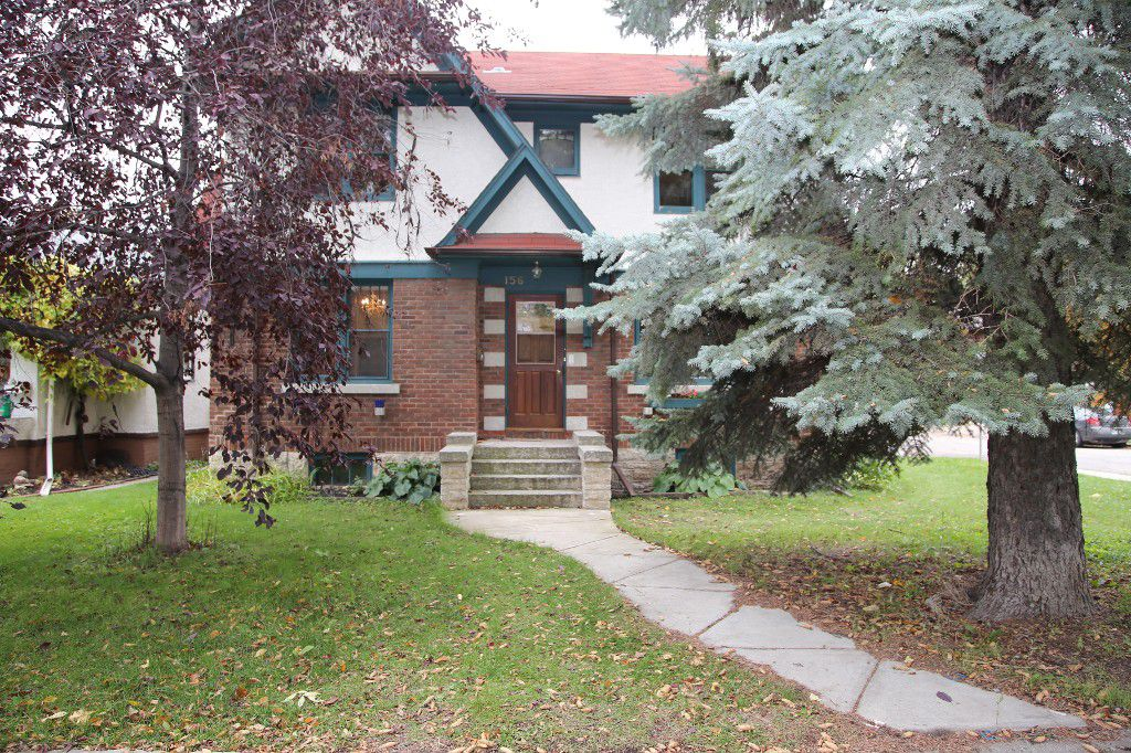 Welcome to 156 Sherburn St. in Wolseley