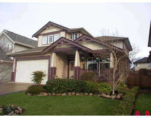 """Main Photo: 6268 167A Street in Surrey: Cloverdale BC House for sale in """"Clover Ridge"""" (Cloverdale)  : MLS®# F2700878"""