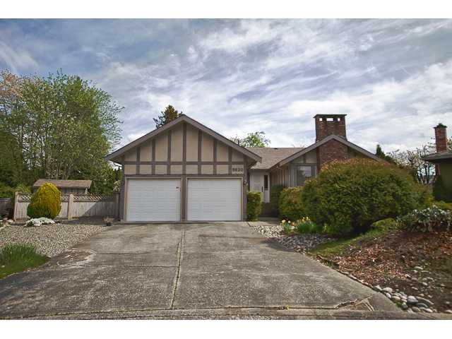 Main Photo: 9620 BISSETT Place in Richmond: McNair House for sale : MLS®# V947968