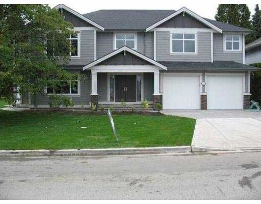 Main Photo: 921 WESTMOUNT Drive in Port Moody: College Park PM House for sale : MLS®# V782862