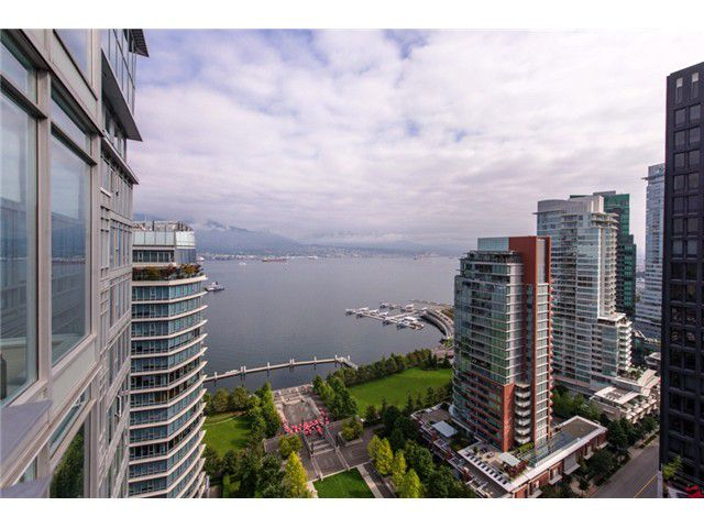 Main Photo: # 2804 1205 W HASTINGS ST in Vancouver: Coal Harbour Condo for sale (Vancouver West)  : MLS®# V1026183