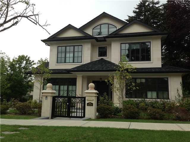 Main Photo: 6999 Cypress Street in Vancouver: Kerrisdale House for sale (Vancouver West)  : MLS®# V1022254