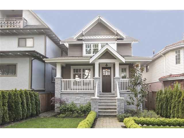 Main Photo: 152 E 20TH AV in Vancouver: Main House for sale (Vancouver East)  : MLS®# V1121384