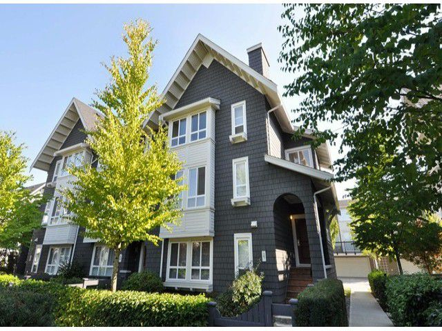 Main Photo: 27 2418 Avon Place in Port Coquitlam: Townhouse for sale : MLS®# V1085515