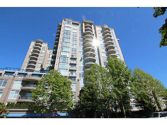 Main Photo: # 907 7080 ST. ALBANS RD in Richmond: Brighouse South Condo for sale : MLS®# V1122643