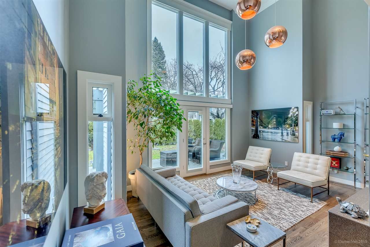 Main Photo: 1906 W 14TH AVENUE in Vancouver: Kitsilano House 1/2 Duplex for sale (Vancouver West)  : MLS®# R2027772