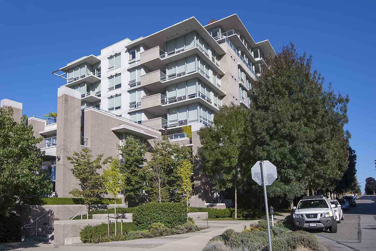 Main Photo: 801 1675 W 8TH AVENUE in Vancouver: Fairview VW Condo for sale (Vancouver West)  : MLS®# R2042597