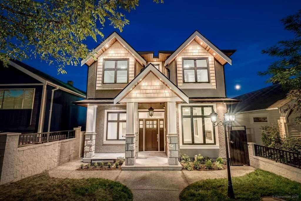 Main Photo: 5530 CULLODEN STREET in Vancouver: Knight House for sale (Vancouver East)  : MLS®# R2124692
