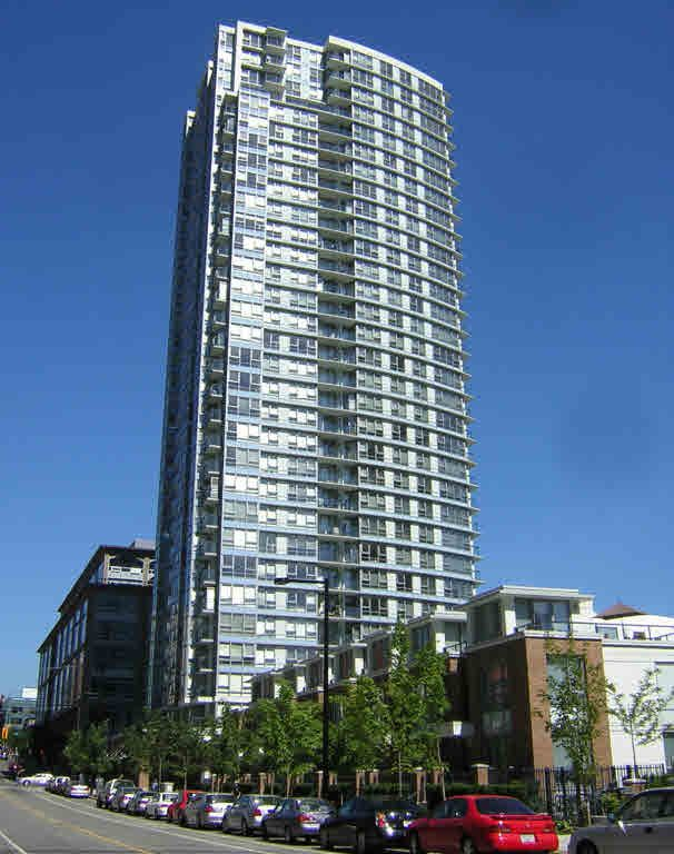 Main Photo: 610 928 BEATTY STREET in : Yaletown Condo for sale : MLS®# V617159