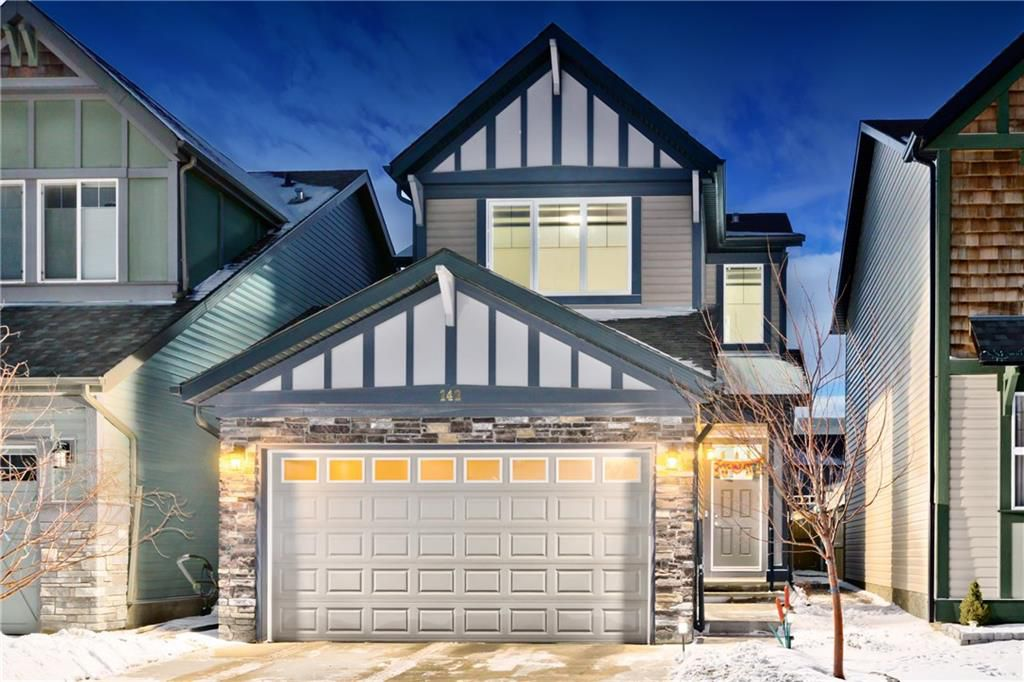 Main Photo: 142 SKYVIEW POINT CR NE in Calgary: Skyview Ranch House for sale : MLS®# C4226415