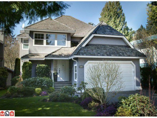 """Main Photo: 1401 128A Street in Surrey: Crescent Bch Ocean Pk. House for sale in """"OCEAN PARK"""" (South Surrey White Rock)  : MLS®# F1209016"""