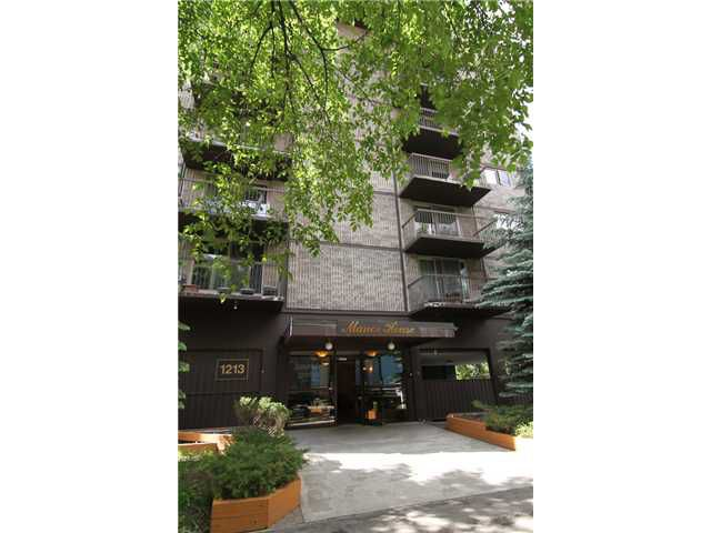 Main Photo: 302 1213 13 Avenue SW in CALGARY: Connaught Condo for sale (Calgary)  : MLS®# C3532360