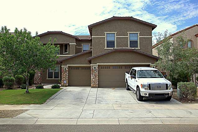 Main Photo: 16035 W. Desert Mirage Drive in Surprise: House for sale : MLS®# 4992379