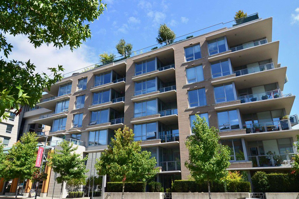 """Main Photo: 602 3382 WESBROOK Mall in Vancouver: University VW Condo for sale in """"TAPESTRY@ UBC"""" (Vancouver West)  : MLS®# V1082165"""