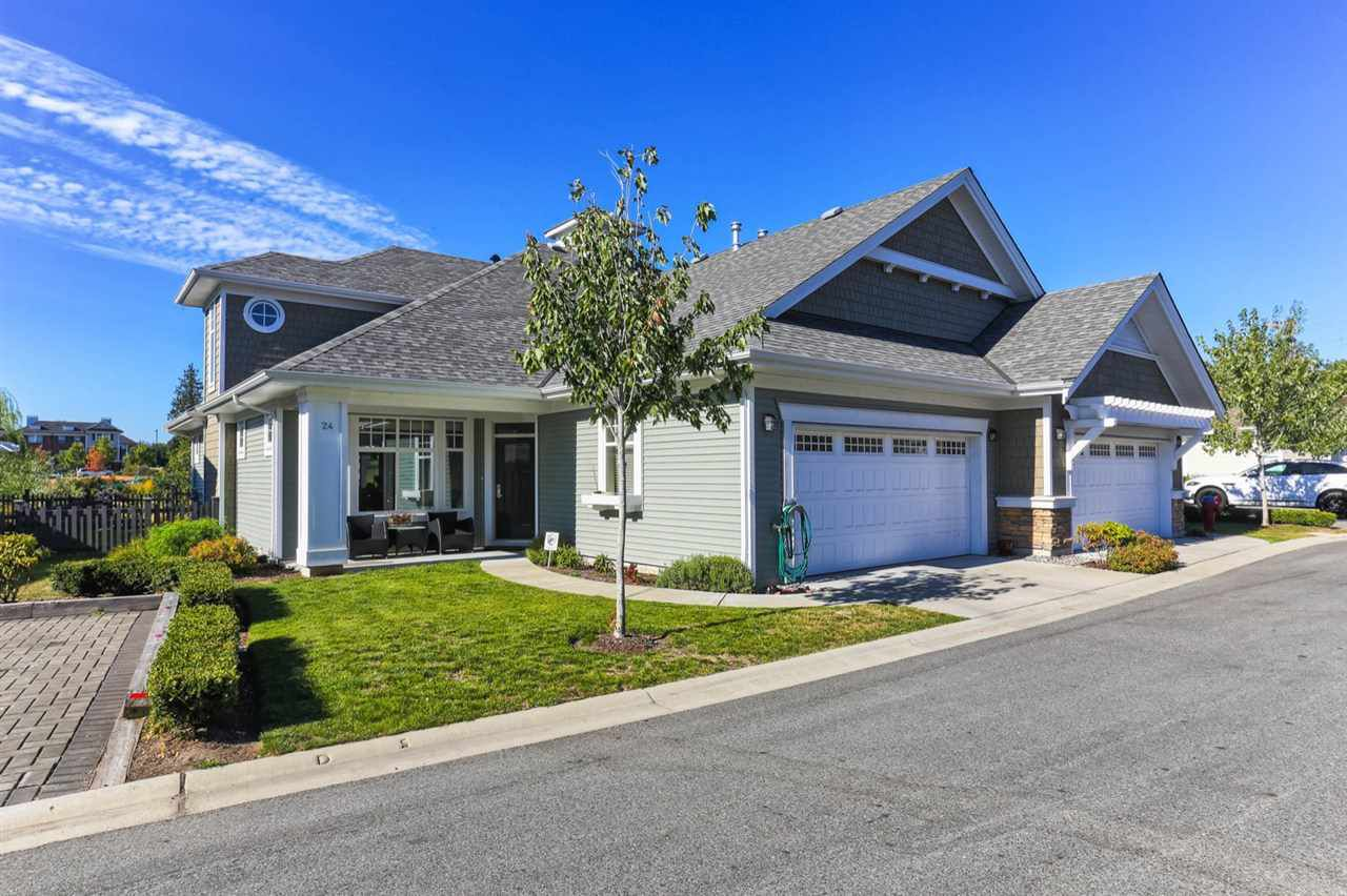 Main Photo: 24 10500 DELSOM CRESCENT in : Nordel Townhouse for sale : MLS®# R2204785