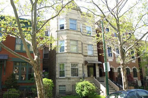 Main Photo: 841 George Street Unit 3 in CHICAGO: Lake View Rentals for rent ()  : MLS®# 08105502