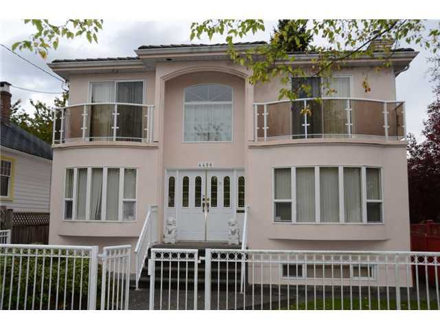 Main Photo: 4496 WALDEN Street in Vancouver: Main House for sale (Vancouver East)  : MLS®# V978191