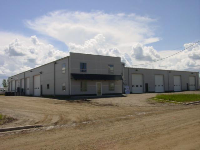 Main Photo: 10711 91ST Avenue in FORT ST. JOHN: Fort St. John - City NE Commercial for lease (Fort St. John (Zone 60))  : MLS®# N4506100