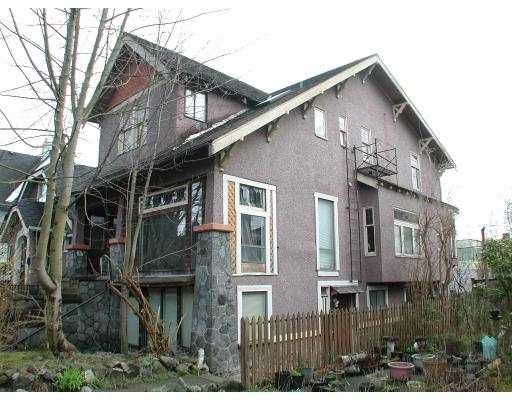 Main Photo: # 3570 3562 W 3RD AV in : Kitsilano House for sale : MLS®# V578217