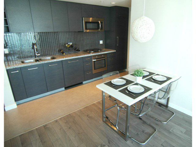 Main Photo: # 1701 833 HOMER ST in Vancouver: Downtown VW Condo for sale (Vancouver West)  : MLS®# V1136337
