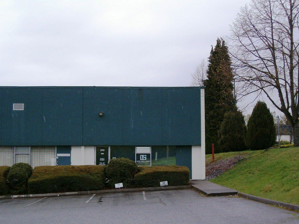 Main Photo: 3111 Underhill Avenue in Burnaby: Lake City Industrial Industrial for lease (Burnaby North)