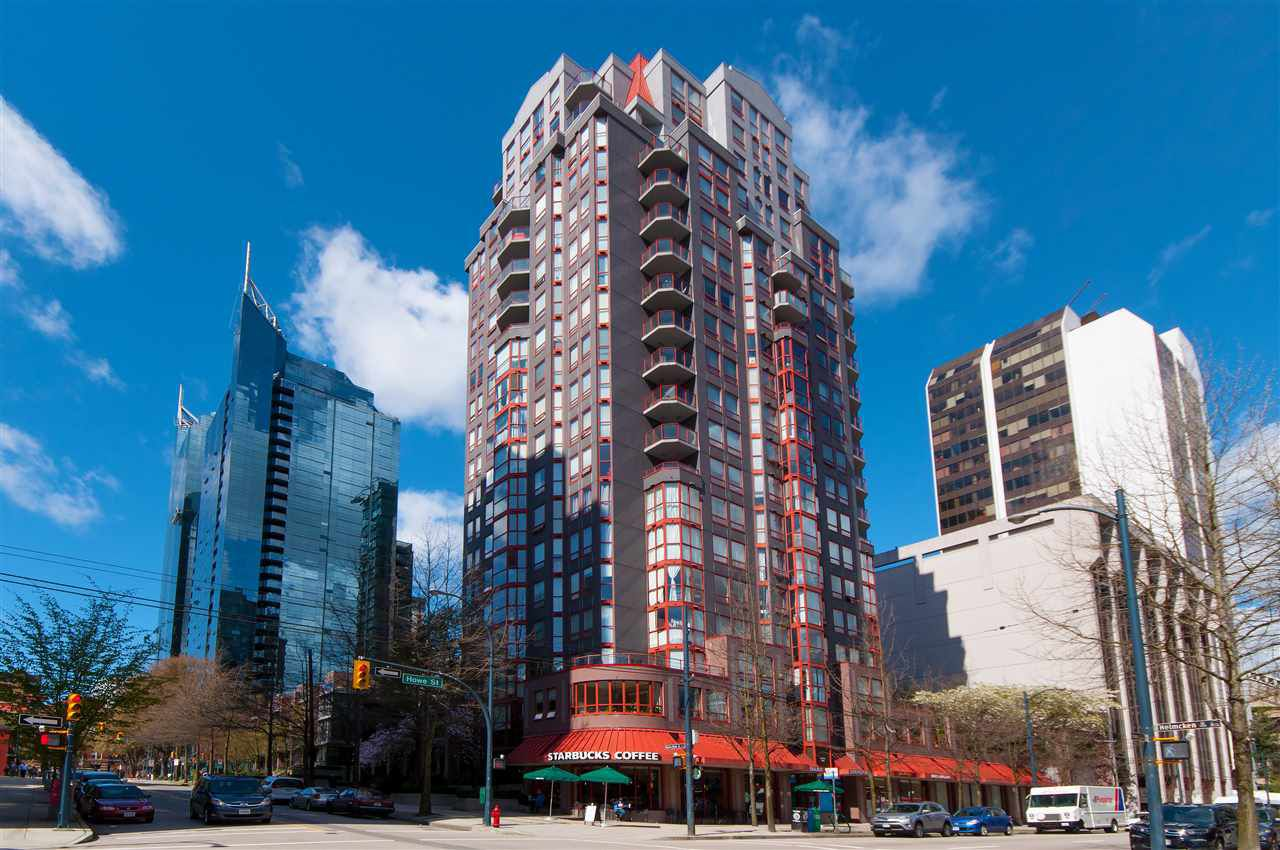 Main Photo: 1403 811 Helmcken Street in Vancouver: Downtown VW Condo for sale (Vancouver West)  : MLS®# R2354342