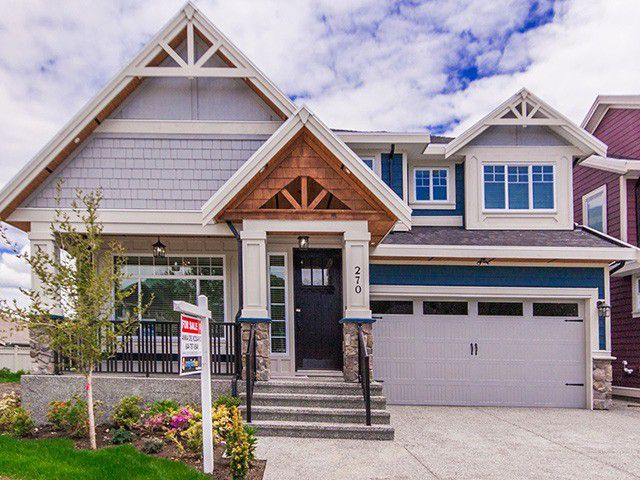 Main Photo: 270 174A Street in Surrey: Grandview Surrey House for sale (South Surrey White Rock)  : MLS®# F1310545