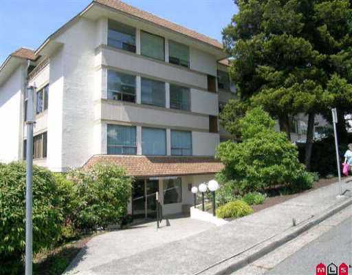 """Main Photo: 202 1341 FOSTER ST: White Rock Condo for sale in """"Cypress Manor"""" (South Surrey White Rock)  : MLS®# F2612016"""
