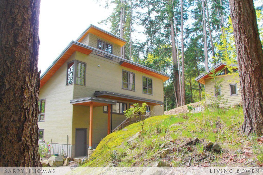Main Photo: 1258 Miller Road in Bowen Island: Millers Landing House for sale : MLS®# V1062977