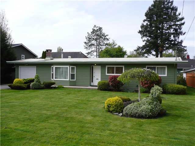 Main Photo: 5411 CRESCENT DR in Ladner: Hawthorne House for sale : MLS®# V1061934