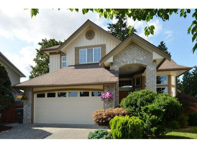 Main Photo: 10351 167A ST in Surrey: Fraser Heights House for sale (North Surrey)  : MLS®# F1422176