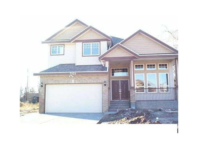 Main Photo: 5929 168A ST. in CLOVERDALE: House for sale (Cloverdale)  : MLS®# F1428288